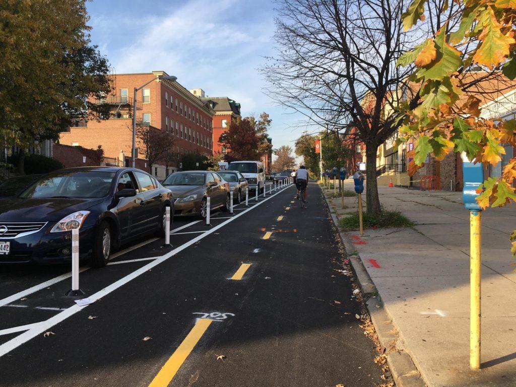 Baltimore Cycletrack